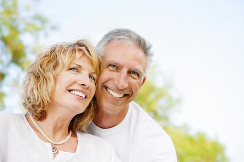 Smiling Couple | Dentist Calgary AB
