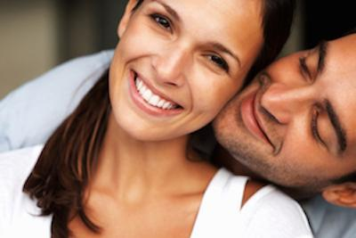 Couple hugging | Dentist Calgary AB